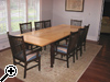 Dining Tables and Servers